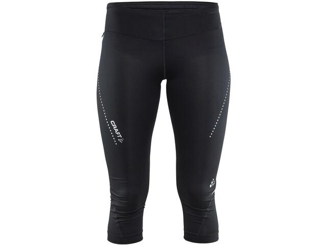 Craft Essential - Short running Femme - noir sur CAMPZ ! beeba7d76b0
